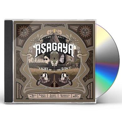 ASAGAYA LIGHT OF THE DAWN CD