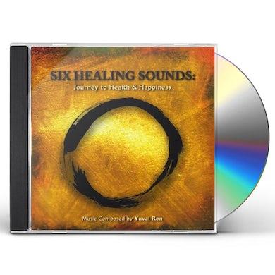Yuval Ron SIX HEALING SOUNDS CD