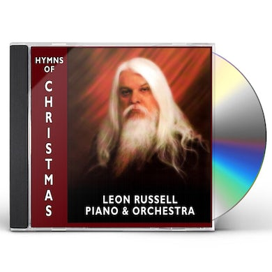 Leon Russell HYMNS OF CHRISTMAS CD