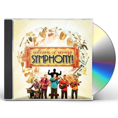 Sultans Of String SYMPHONY CD