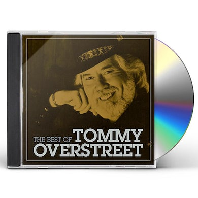 BEST OF TOMMY OVERSTREET CD