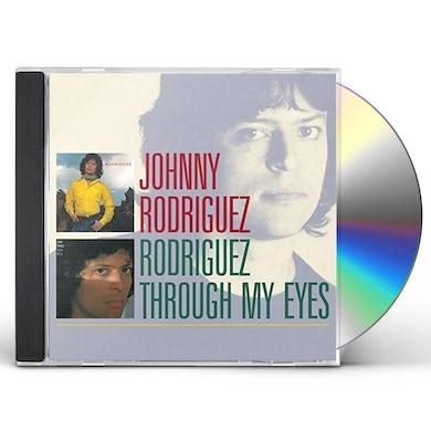 Johnny Rodriguez RODRIGUEZ / THROUGH MY EYES CD