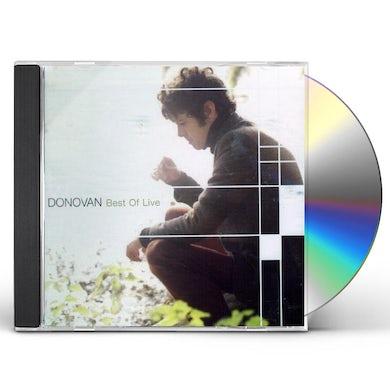 Donovan BEST OF: LIVE CD