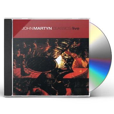 John Martyn CLASSICS LIVE CD