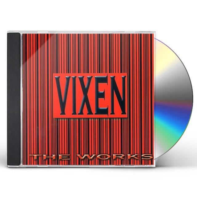 Vixen WORKS CD