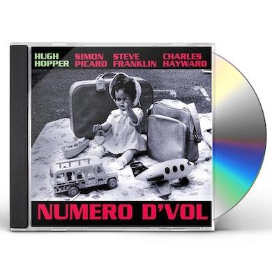 Hugh Hopper NUMERO D'VOL CD