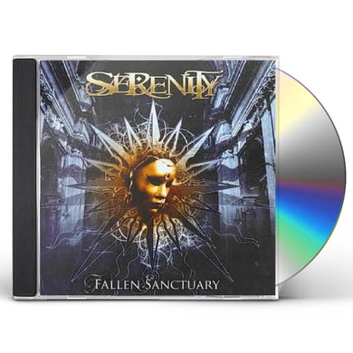 Serenity Fallen Sanctuary CD