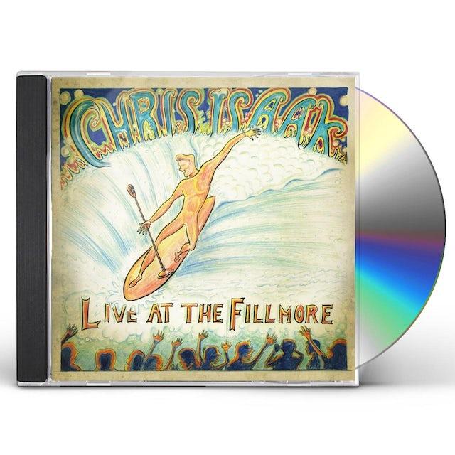 Chris Isaak LIVE AT THE FILLMORE CD