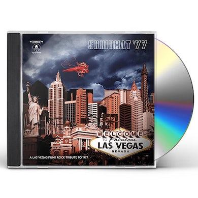 Squidhat '77: Las Vegas Punk Rock Tribute 77 / Var CD