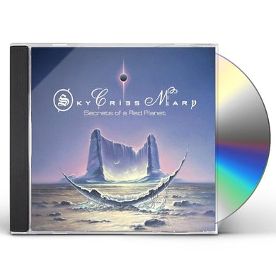Sky Cries Mary SECRETS OF A RED PLANET CD