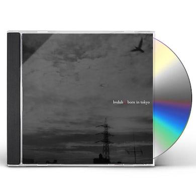 bvdub BORN IN TOKYO CD