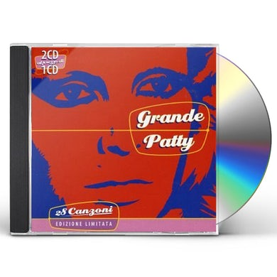 Patty Pravo GRANDE PATTY: 28 CANZONI CD