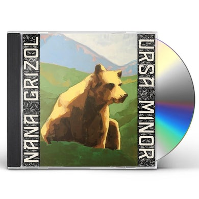Nana Grizol URSA MINOR CD