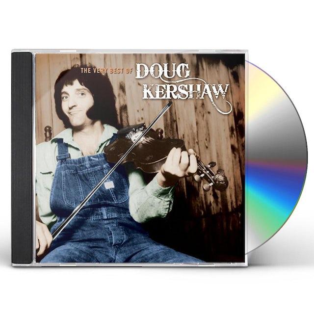 VERY BEST OF DOUG KERSHAW CD