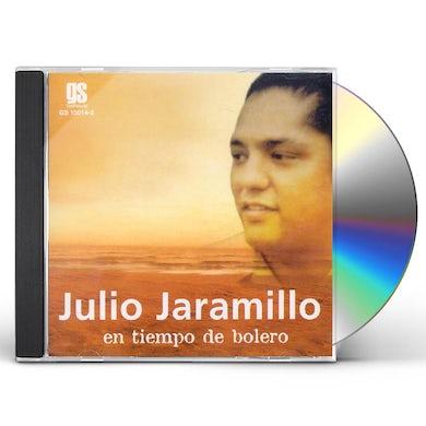 Julio Jaramillo EN TIEMPO DE BOLERO CD