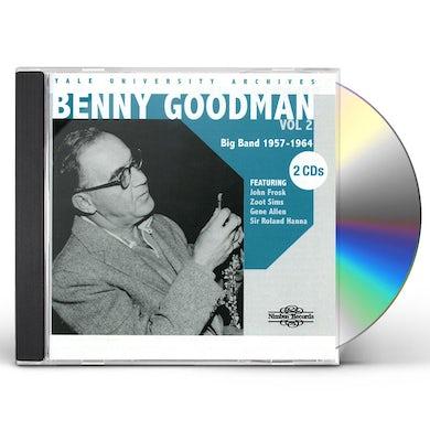 Benny Goodman YALE UNIVERSITY ARCHIVES 2: 1957-1964 CD
