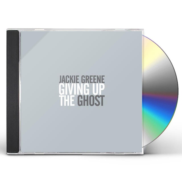 Jackie Greene GIVING UP THE GHOST CD