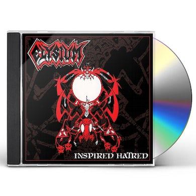 INSPIRED HATRED CD