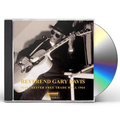 Reverend Gary Davis MANCHESTER FREE TRADE HALL (1964) CD