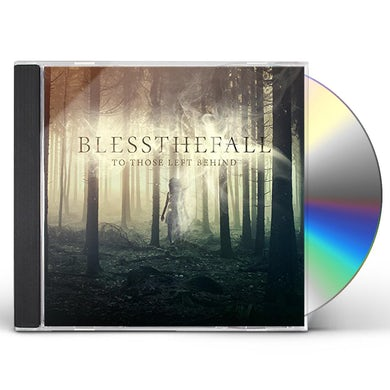 Blessthefall TO THOSE LEFT BEHIND CD