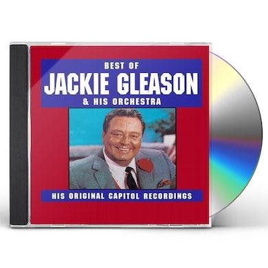 Jackie Gleason BEST OF CD