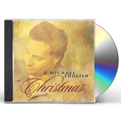 A MICHAEL ENGLISH CHRISTMAS CD