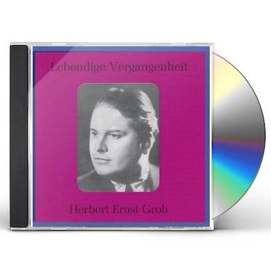 Herbert Ernst Groh ARIAS CD