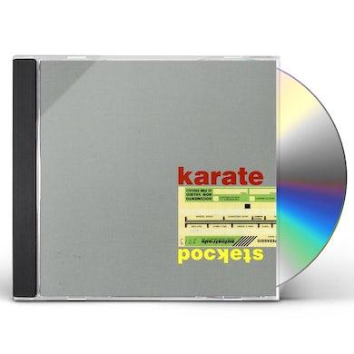 Karate POCKETS CD