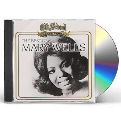 Mary Wells OLD SCHOOL GOLD SERIES CD