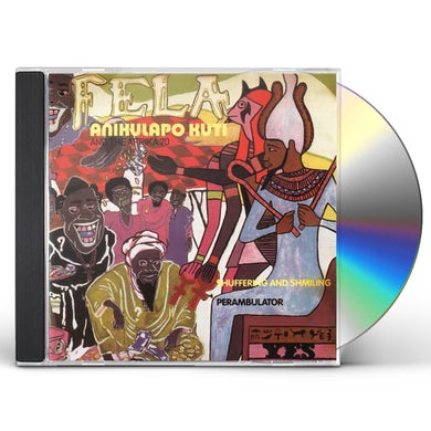 Fela Kuti SHUFFERING & SHMILING & NO AGREEMENT CD