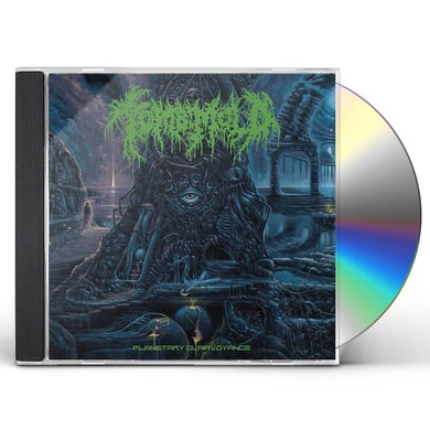 Tomb Mold PLANETARY CLAIRVOYANCE CD