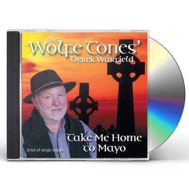 Derek Warfield TAKE ME HOME TO MAYO CD