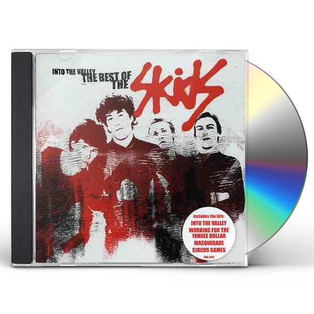 Skids BEST OF CD