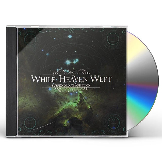 While Heaven Wept SUSPENDED AT APHELION CD