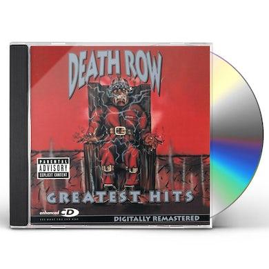 Death Row: G.H. / Various CD