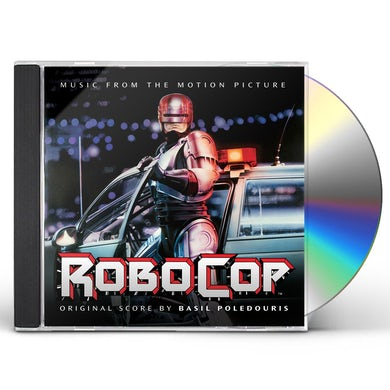 Basil Poledouris ROBOCOP - Original Soundtrack CD