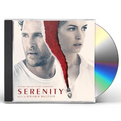 Benjamin Wallfisch SERENITY (ORIGINAL MOTION PICTURE SOUNDRACK) CD