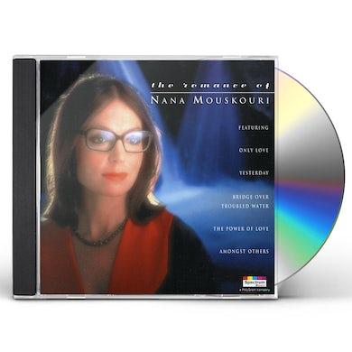 ROMANCE OF NANA MOUSKOURI CD