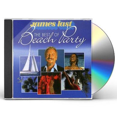 James Last BEST OF BEACH PARTY CD