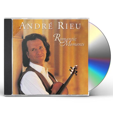 Andre Rieu ROMANTIC MOMENTS CD