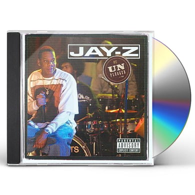 Jay Z MTV Unplugged CD