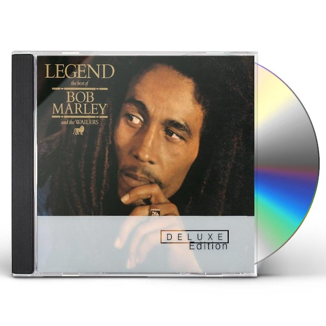 Bob Marley LEGEND: THE BEST OF CD