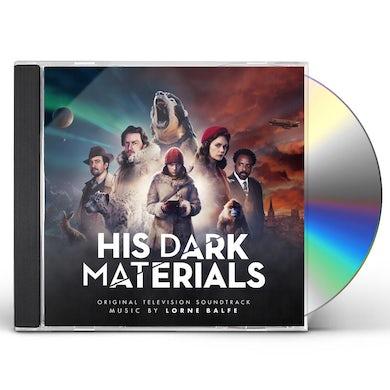 Lorne Balfe HIS DARK MATERIALS / Original Soundtrack CD