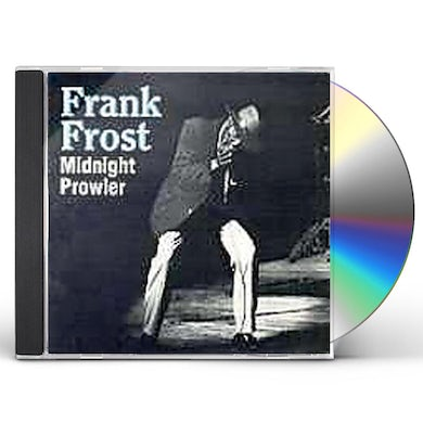 Frank Frost MIDNIGHT PROWLER CD