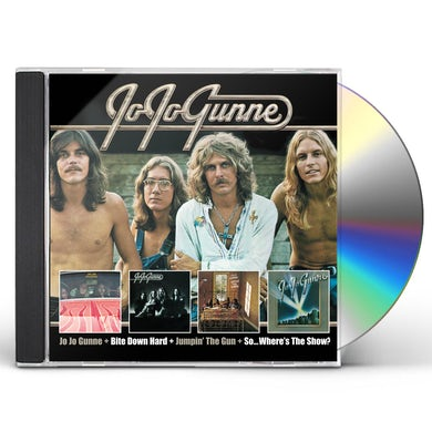 Jo Jo Gunne BITE DOWN HARD / JUMPIN THE GUN CD