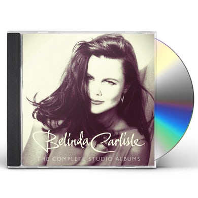 Belinda Carlisle COMPLETE STUDIO ALBUMS COLLECTION CD