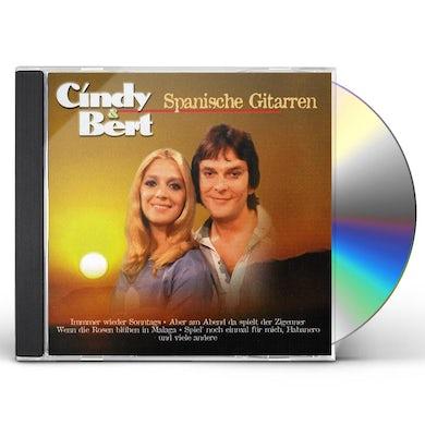 Cindy & Bert SPANIENS GITARREN CD