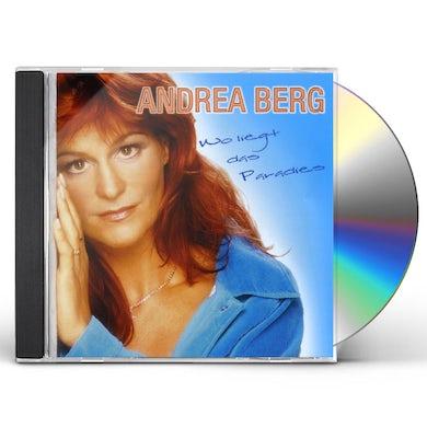 Andrea Berg WO LIEGT DAS PARADIES CD