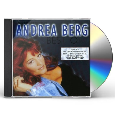 Andrea Berg BEST OF CD