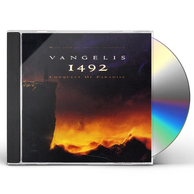 Vangelis 1492 - CONQUEST OF PARADISE CD